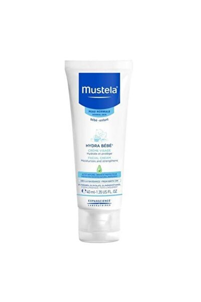 Mustela Hydra Bebe Face Cream Yüz Kremi 40 Ml