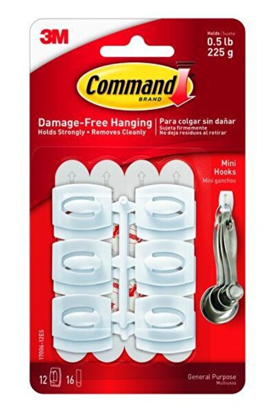 COMMAND 17006 Mini Askı