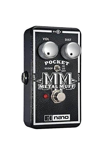 Electro Harmonix Pocket Metal Muff Distortion Pedalı