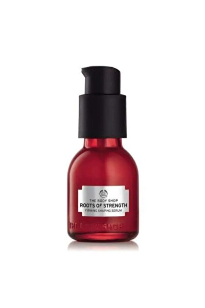 THE BODY SHOP Roots Of Strength™ Sıkılaştırıcı Ve Şekillendirici Serum 30ml