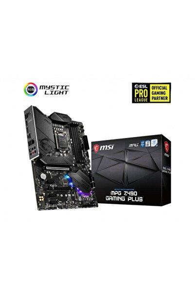 MSI Mpg Z490 Gamıng Plus 4800(oc) Atx 1200p