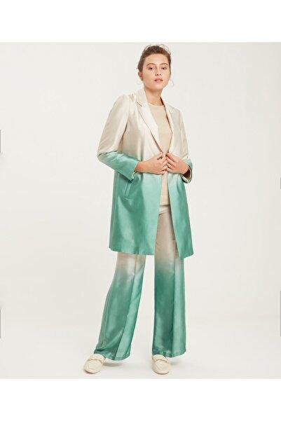 Aker Kadın Yeşil Ceket