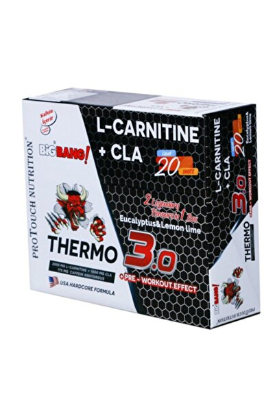 Protouch Nutrition Protouch Big Bang Thermo 3.0 L-carnitine+cla 20 Ampül