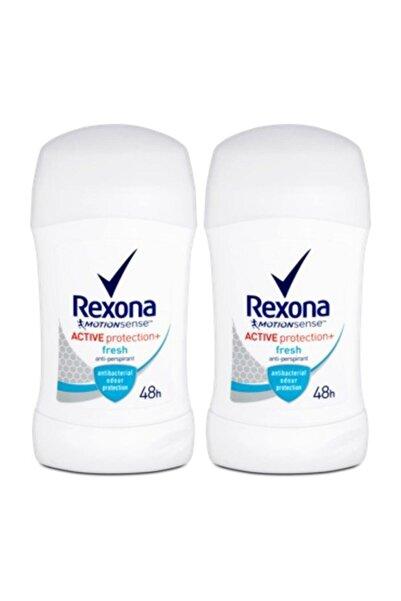 Rexona Motion Sense Active Protection+ Fresh Anti-perspirant Antibacterial Stick 48 H 40 Ml X 2 Adet