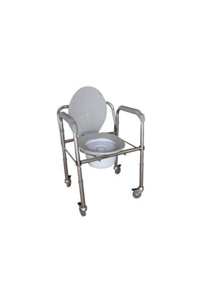 Asisty Prz 5202 - Ithal Tuvaletli Tekerlekli Hasta Sandalyesi