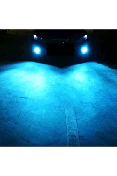 FEMEX Buz Mavisi Led Xenon Oto Sis Farı Ampulü H8 H11 H16 Süper Nova