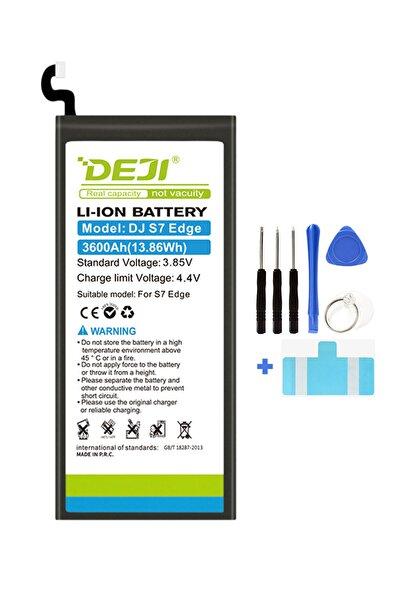 Deji Samsung Galaxy S7 Edge Batarya - Mucize Batarya