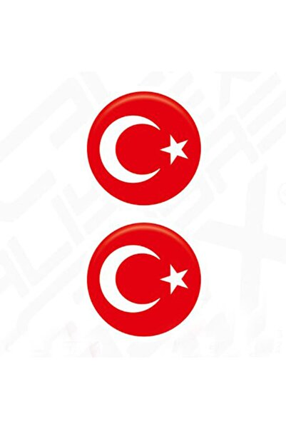 Automix Damla Etiket Türk Bayrağı Küçük Takım