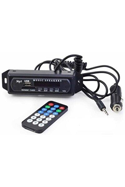 Magic Oto Teyp Dönüştürücü Bluetooth Usb Aux Sd Card Tak Kullan (12 V) Ses Sistemi Çakmaklık Çevirici