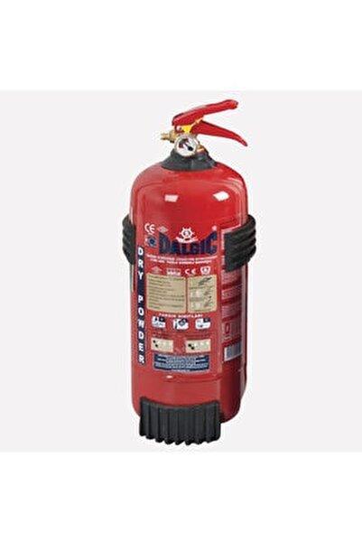 Yangın Söndürücü 2 Kg Abc Kimyevi Tozlu Yangın Söndürme Tüpü Tüv Onaylı 4 Yıl Garantili