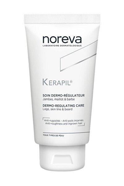 Noreva Batık Bakım Kremi Bacak /bikini / Sakal - Kerapil Dermo-regulating Care 75 Ml