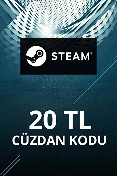 Steam 20 Tl Steam Kodu