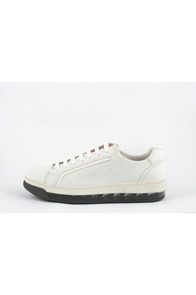 Prada Erkek Beyaz Sneakers