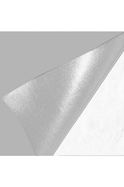 direkt-al Yapışkanlı Süet Kadife Kumaş 45x100 Cm. Gri
