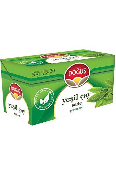 Doğuş Yeşil Çay Bitki Çay Süzen Poşet 20'li