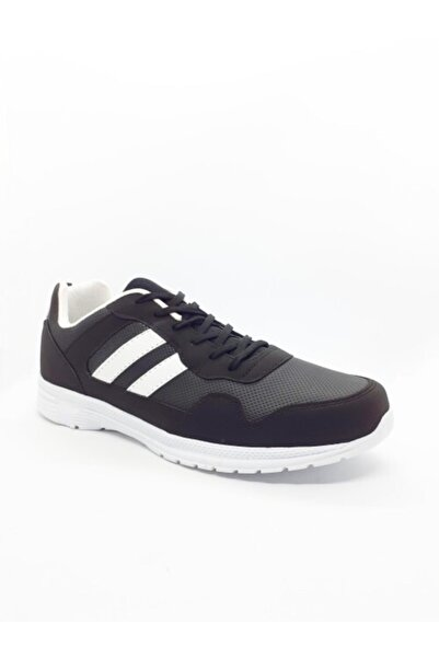 Kraft Erkek Siyah Günlük Spor Ayakkabı