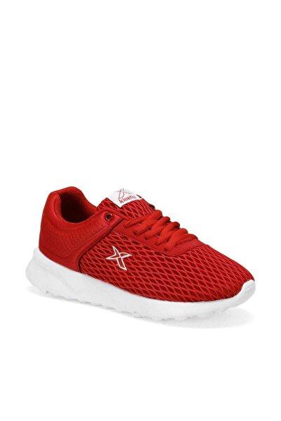 Kinetix Kadın Kırmızı Sneaker