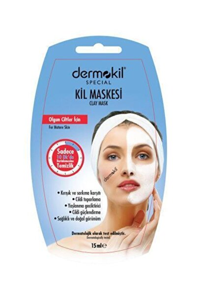 Dermokil Special Maske 15 Ml Delist