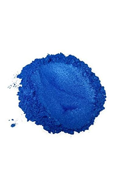 elito Parlament Mavi Sedef Mika Kozmetik Boyası 50 G