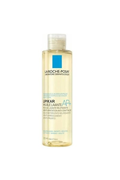 La Roche Posay Posay Lipikar Cleansing Oil Ap+ 200 Ml