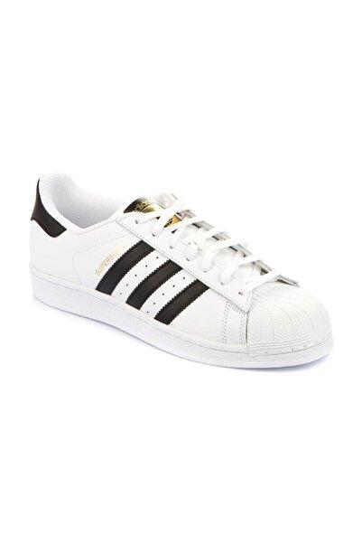Erkek Beyaz Süperstar Spor Ayakkabı