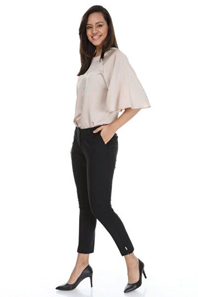 Modayız Kadın Siyah Pantolon 30a-3547