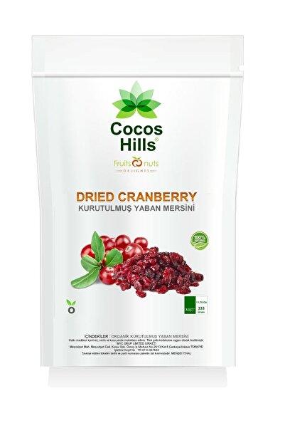 Cocos Hills Cocos Hılls Kurutulmuş Cranberry Yaban Mersini 333 gram Mersini
