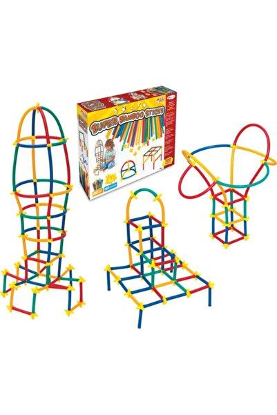 Fen Toys-Dede Süper Bambu Çubukları 300 Parça
