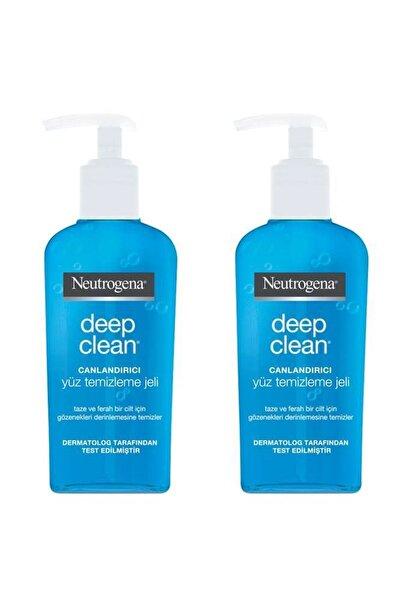 Clean & Clear Derinlemesine Etkili Ferahlatıcı Yüz Temizleme Jeli 150 Ml X 2