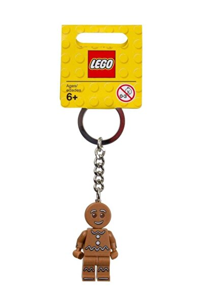 LEGO ® Miscellaneous 851394 Gingerbread Man Key Chain /