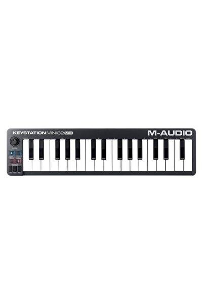 M-AUDIO Keystation Mini 32 Mk Iıı 32 Tuşlu Midi Controller Klavye