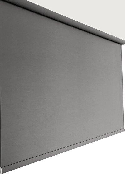 Brillant Stor Perde Mat Gri 220 x 200 cm