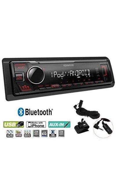 Kenwood Oto Teyp Usb/sd/uk/fm/bt Bluetooth Spotify 4x50w Kmm-205