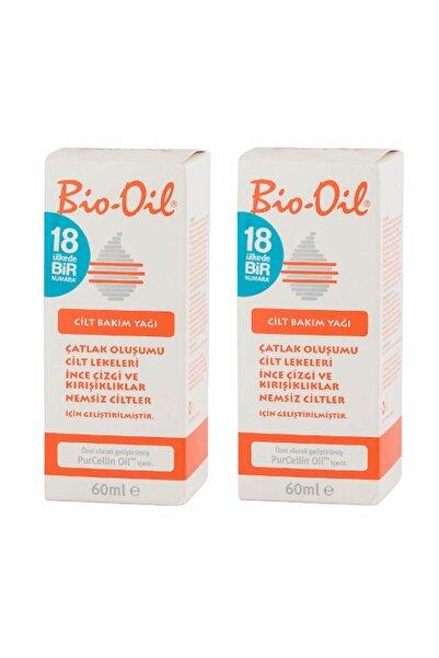 Bio-Oil 2'li Cilt Bakım Yağı 2 X 60 Ml 610395703716