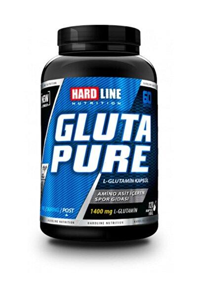 Hardline Glutapure 120 Kapsül Glutamin
