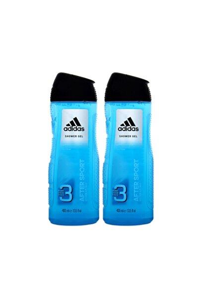 adidas Active Sport Erkek Saç & Vücut Duş Jeli 250 Ml 2 Adet