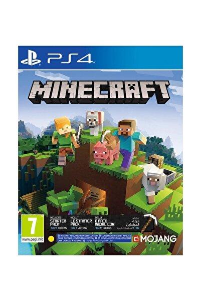 Mojang Minecraft Bedrock Edition Ps4 Oyun