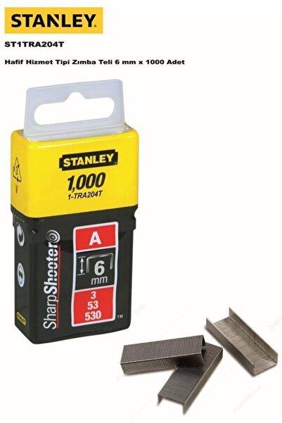 Stanley St1tra204t Zımba Teli, 6mmx1000