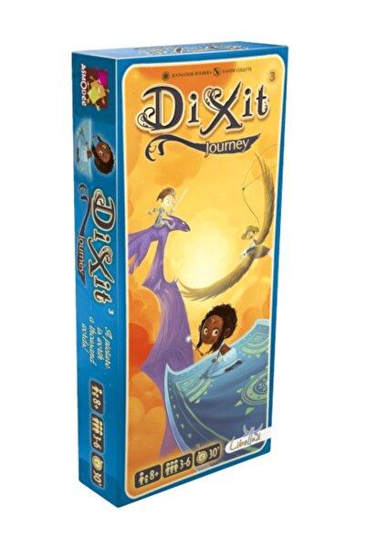 Asmodee Dixit 3 Journey (yolculuk Kartları) /