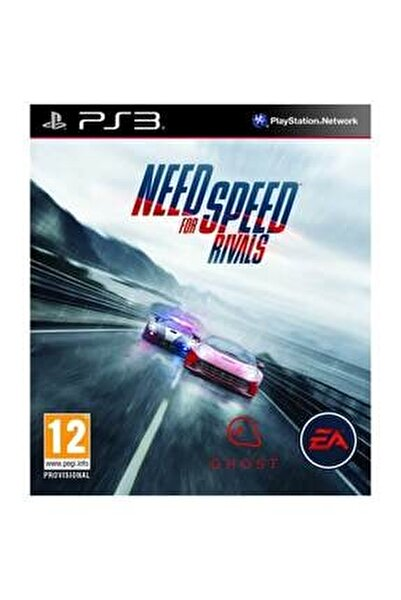 Need For Speed Rivals Ps3 Oyun