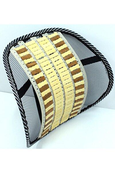 Transformacion Bambu Fileli Hava Akışlık Bel Destek Yastığı 428535