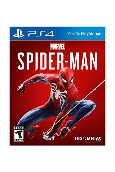 MARVEL Spider-man Ps4 Oyun