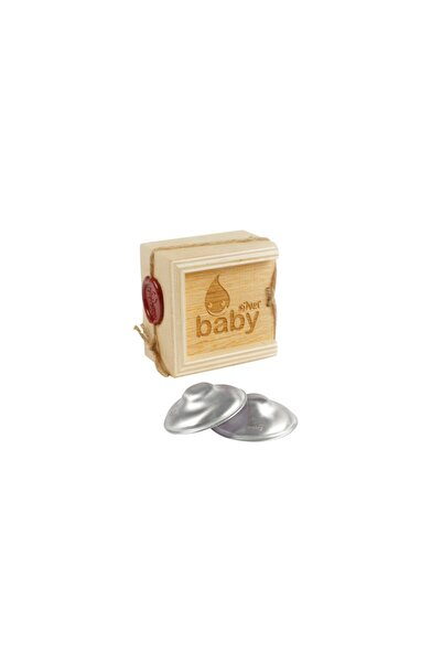 SilverBaby Koruyucu Gümüş Göğüs Kapağı / Kalkanı