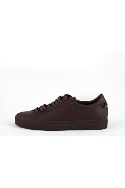 Givenchy Erkek Bordo Sneaker