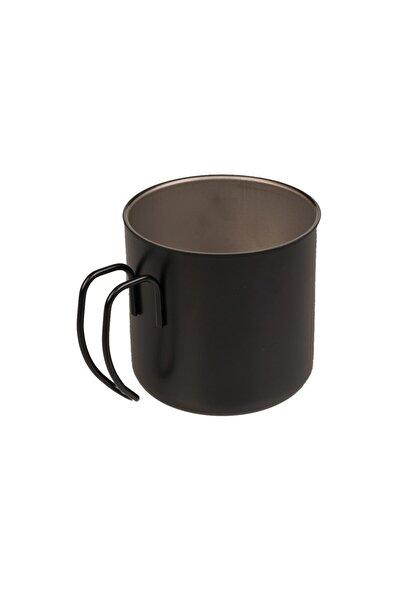Starbucks Siyah Metal Kupa Bardak