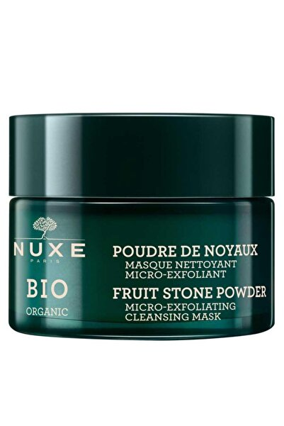Nuxe Bio Organic Peeling Etkili Temizleyici Maske 50 Ml