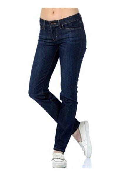 Levi's Kadın Koyu Lacivert Slim Jean Pantolon 712 18884-0011