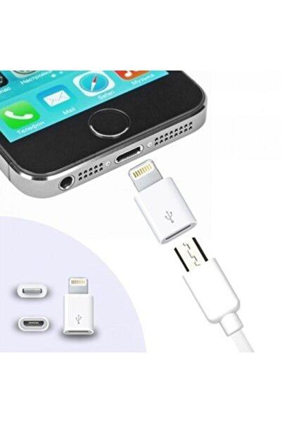 Micro Apple Iphone / Ipad Usb Dönüştürücü Adaptör