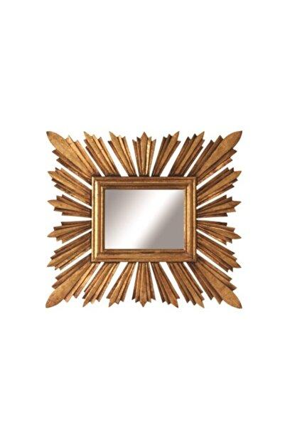 Warm Design Güneş Motifli Ayna