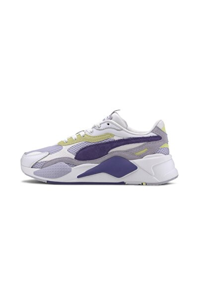 Puma Kadın Beyaz Rs-x³ Mesh Pop Ayakkabı